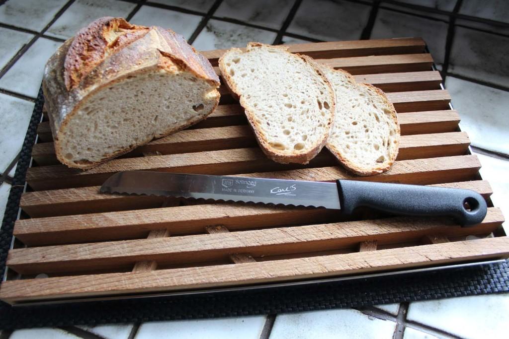 6298-BS Brotmesser mit Lasergravur
